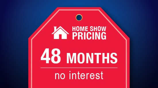 Home Show Pricing - Baths