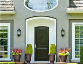 Fiberglass Entry Doors 1