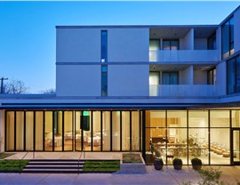 Glass Wall Systems - Panoramic Folding Doors Photo 2