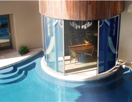 Glass Wall Systems - Panoramic Folding Doors Photo 4