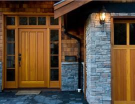 Wood Entry Doors 2