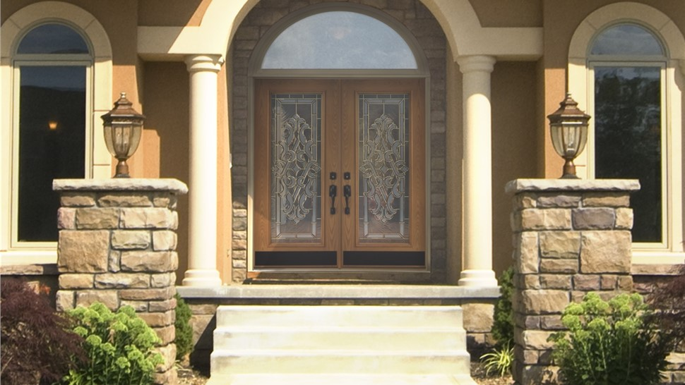 Custom Entry Door Photo 1