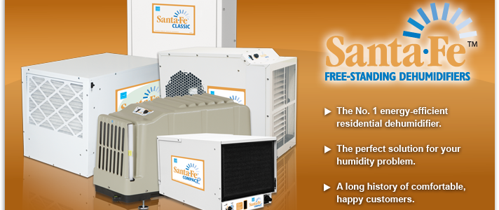 Getting Ready For Allergy Season With A Santa Fe Dehumidifier