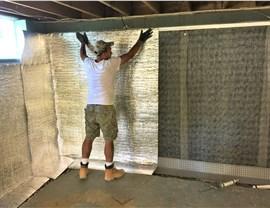 Basement Waterproofing - Interior Waterproofing Photo 2