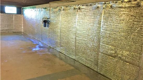 New Years Savings: 10% Off Basement Waterproofing Solutions