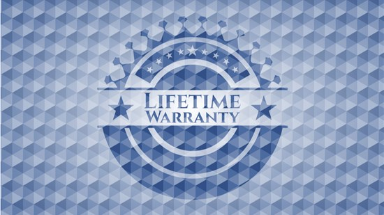 Lifetime Warranty Coverage