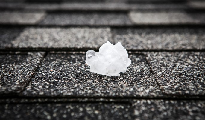What Do I Do When My Home Has Been Damaged By Hail?