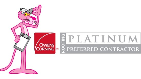 FREE Owens Corning Platinum Warranty