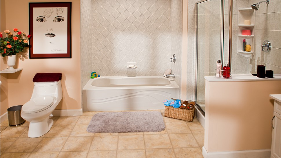 Minneapolis Bathroom Remodeling Bath and Shower Installations