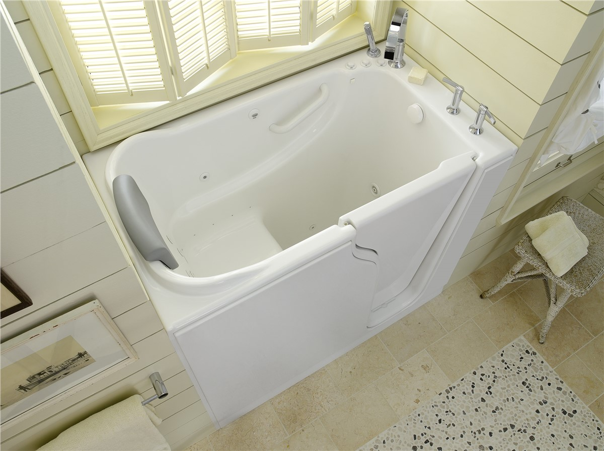 Walk in Tubs | Walk in Bathtubs for the Elderly | YHIC