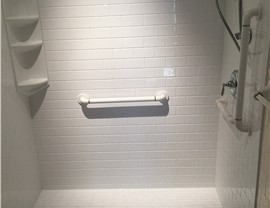 Bathroom Remodeling - Roll-in Showers Photo 2