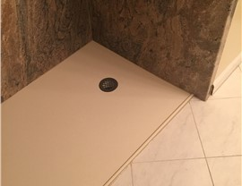 Bathroom Remodeling - Roll-in Showers Photo 3