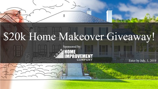 Win a $20,000 Home Makeover!